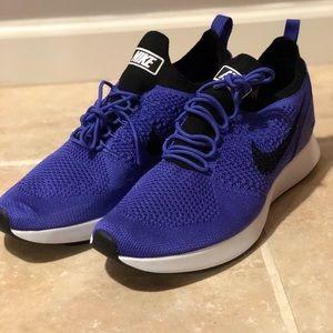 Nike Mariah Flyknit Racer Purple Running Shoes